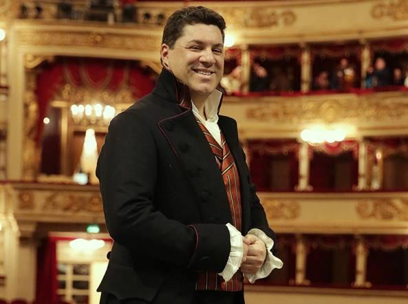 Andrea Chenier, La Prima della Scala in diretta tv