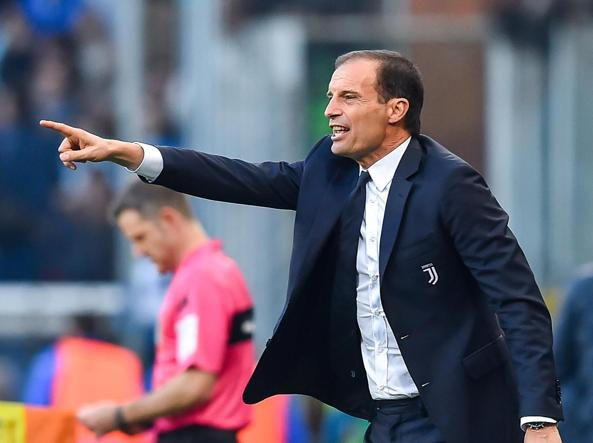 Juventus, Allegri: 'Saltano il Crotone in 4'