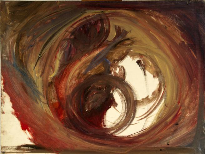 Le tele e i colori di Jack Kerouacpittore «on the road»Le immagini