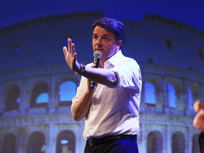 Renzi chiude la Leopolda |  «Il bonus da 80 euro lo estendiamo alle famiglie con figli»