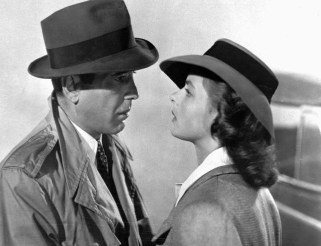 «Casablanca» compie 75 anni di stile. Lo stile di Humphrey Bogart e Ingrid Bergman in dieci mosse