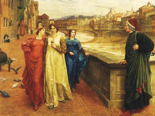 La collana «Grandangolo» in edicolaA lezione dall'eretico Dante
