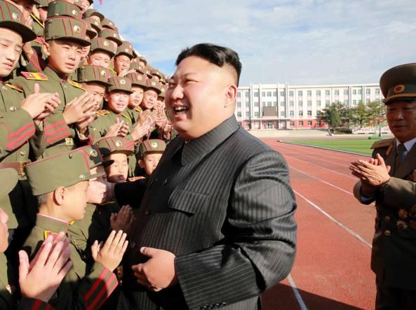 Lancio missile Corea del Nord, Kim Jong-un: Hwasong 15 può colpire USA