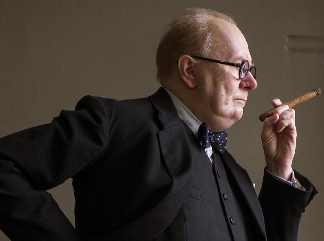 Churchill in metropolitana: quanto conta essere  un leader