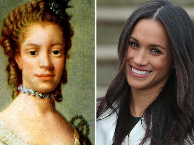 Meghan Markle non sarà la prima «nera» alla Corte britannica (e non sarà «principessa»: ecco perché)