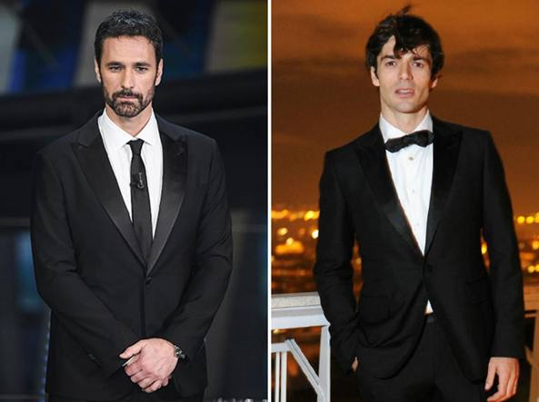 Luca Argentero o Raoul Bova? Chi vorreste a Sanremo?