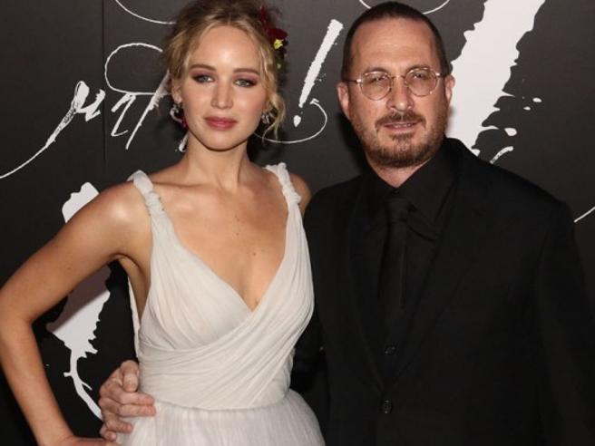 Jennifer Lawrence e Darren Aronofsky si sono lasciati per colpa dell'età