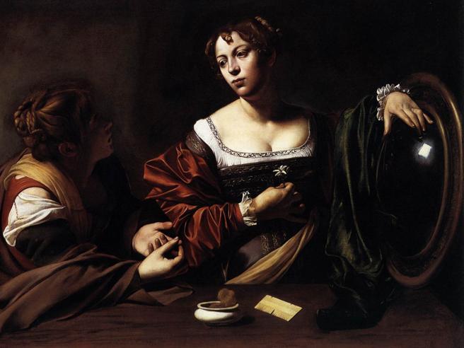 Caravaggio e le sue donne (maledette)