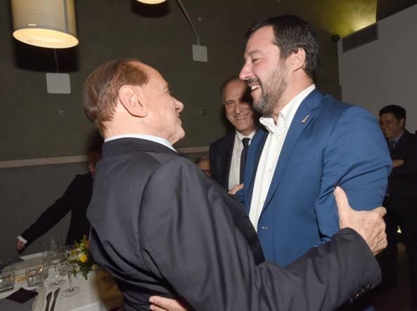 Forza Italia parte dal Sannio, Berlusconi: