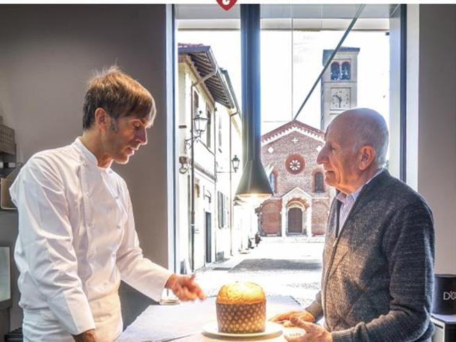 Don Rigoldi e Oldani, insieme in cucina per la «buona» tavola Buone Notizie torna in edicola