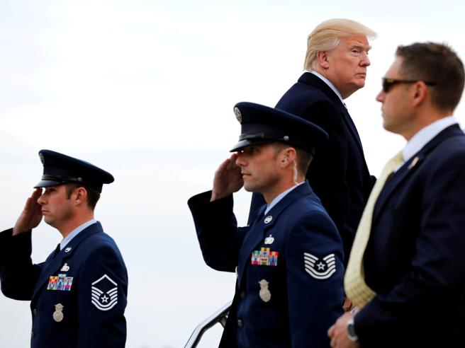 «Usa, Trump pronto a riconoscere Gerusalemme capitale di Israele»