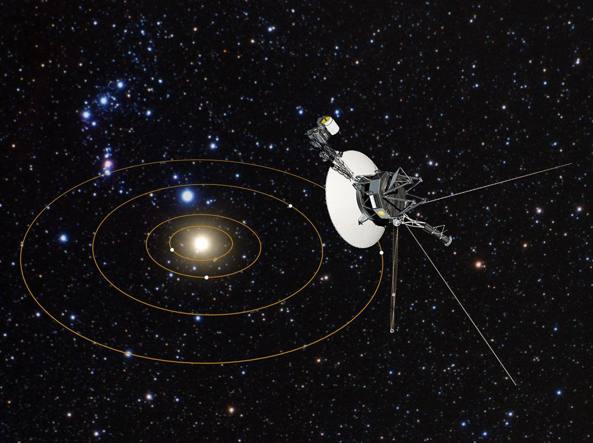 Riaccesi i propulsori di Voyager 1 — NASA
