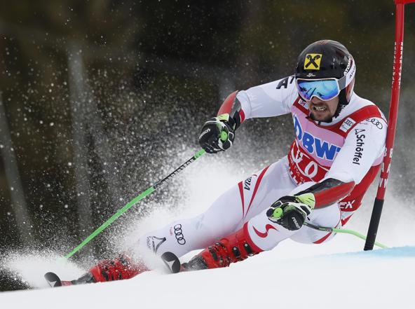 In gigante si riparte da Hirscher