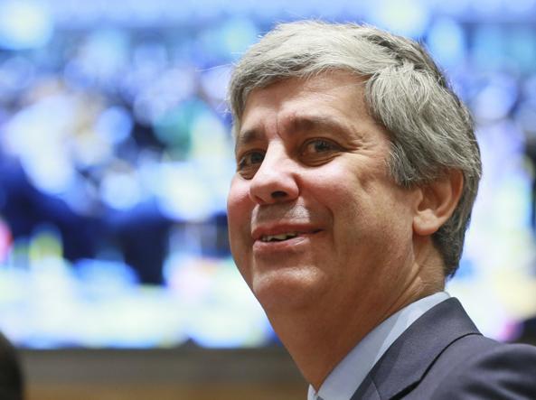 Economia: Eurogruppo, il ministro portoghese Centeno eletto presidente. Succederà a Dijsselbloem
