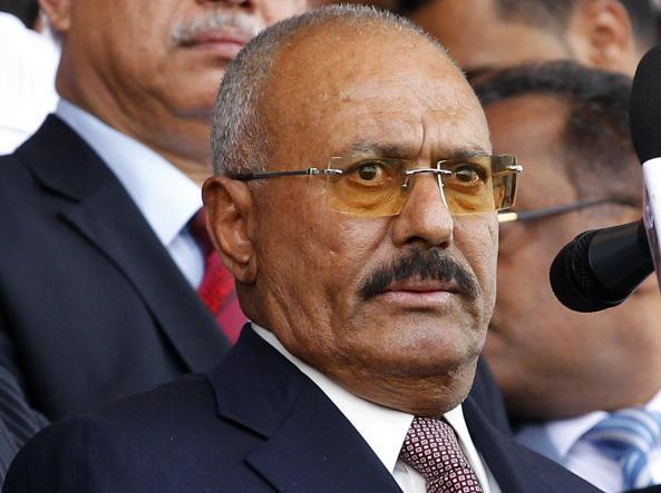 Yemen, ucciso ex presidente Saleh