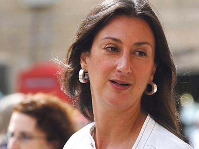 Malta: morte della giornalista   Galizia Svolta nelle indagini, 8 arresti foto| video