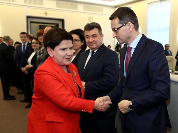 Polonia: ex premier Szydlo rimarrà nel nuovo governo