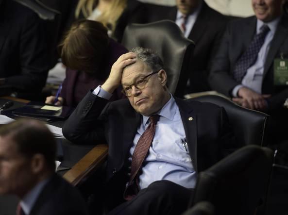 Al Franken si dimetterà nelle prossime settimane