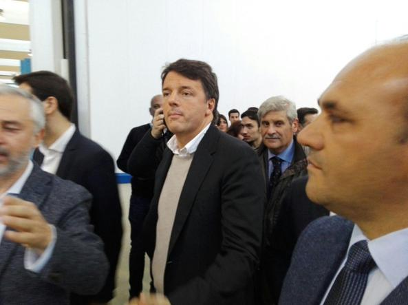 Renzi: mai con Berlusconi, escludo intese con Mr.Spread