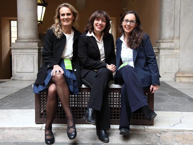 Carmen, Maria Rosa e Angiolina, donne alla frontiera della scienza Buone Notizie torna in edicola