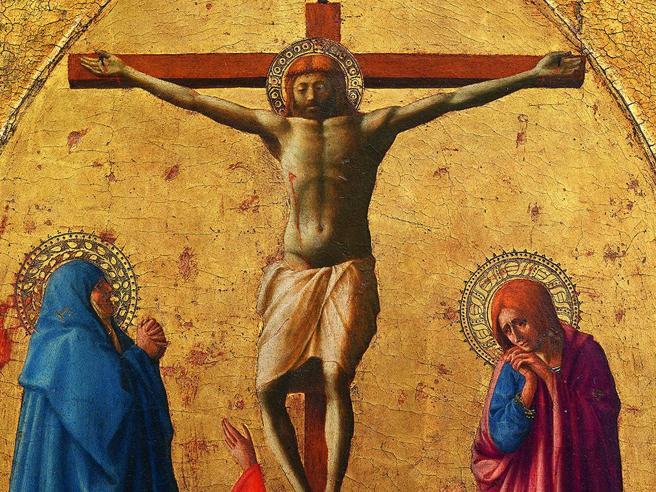Masaccio, la musicadella «Crocifissione»(e altre 9 opere «reinterpretate»)  Guarda le immagini
