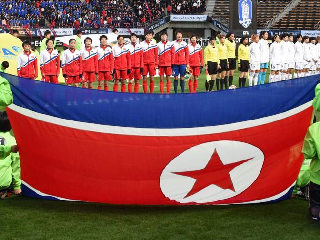 Corea del Nord, mentre salgono le tensioni politiche le donne battono la Corea del Sud a calcio