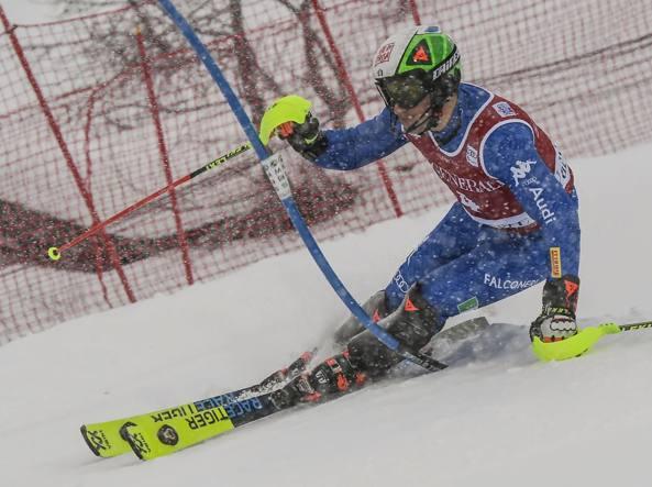 Sci, Cdm: Gross guida lo slalom in Val d'Isere