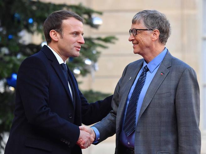 Vertice sul clima, Macron: «Stiamo perdendo battaglia»Italia: avanti anche senza Usa