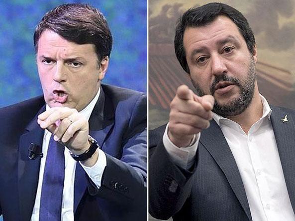 Un collegio per 4 le sfide possibili for Lista politici italiani