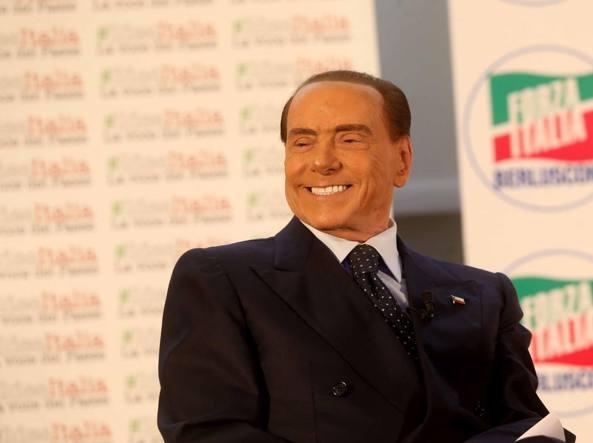 Berlusconi ai parlamentari ricandido solo il 50 per cento for Parlamentari forza italia