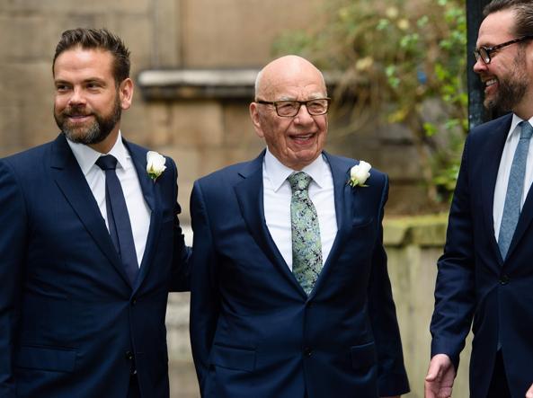 Walt Disney e 21st Century Fox convolano a nozze