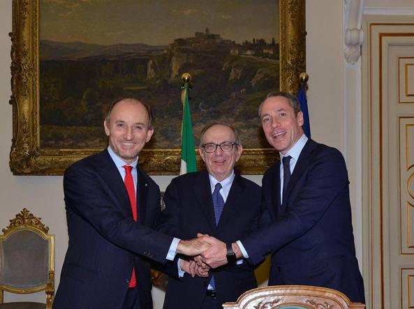 Cdp e Poste, convenzione da 1,8 miliardi di euro