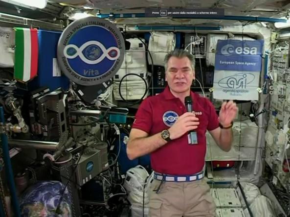 Paolo Nespoli è tornato sulla Terra. L'astronauta sulla Iss per 139 giorni