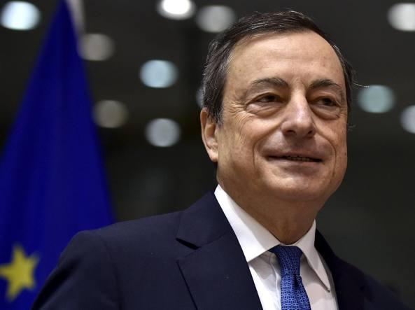 Draghi, crescita forte, inflazione risalirà