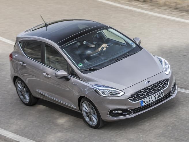 Ford Fiesta Vignale, a tutta eleganza