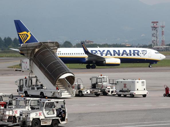 Ryanair ai piloti italiani: