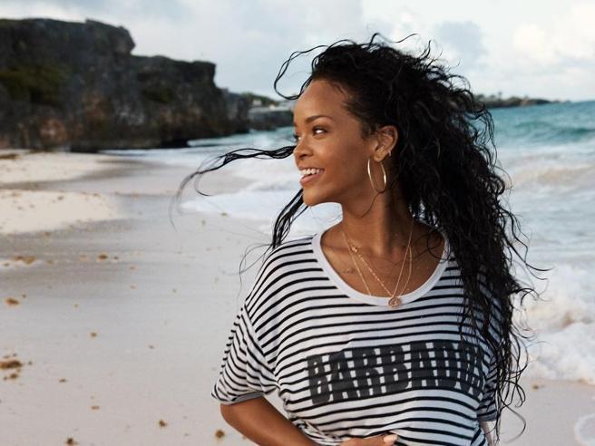 Rihanna è la top influencer del 2017: piace lo stile eclettico e stravagante