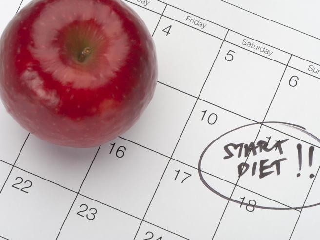 Mai dopo le vacanze: i giorni migliori (e peggiori) per iniziare una dieta