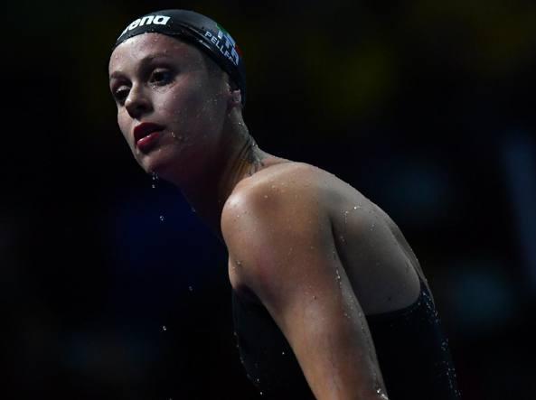 Nuoto, Europei in vasca corta: Pellegrini settima nei 100 stile