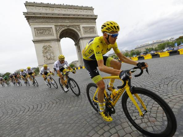 Doping, caso-Froome: il team