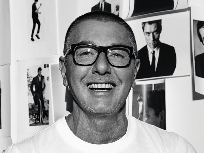 Intervista a Stefano Gabbana: «Non chiamatemi gay, sono semplicemente  un uomo» foto
