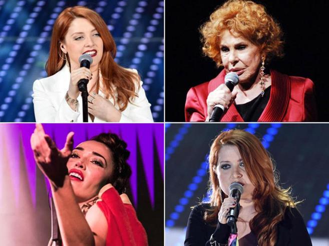 Sanremo 2018: meno talent, il cast di Baglioni punta sugli ex vincitori|Chi sono i big
