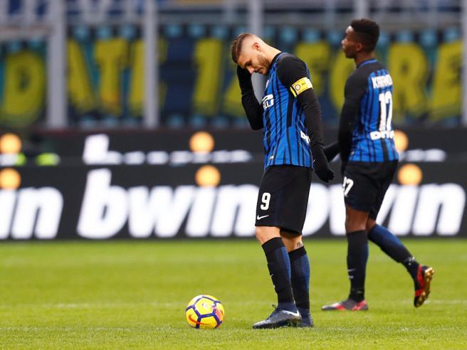 Inter Udinese 1 3, sbandata nerazzurra: è il   primo ko per la capolista|cori a San Siro