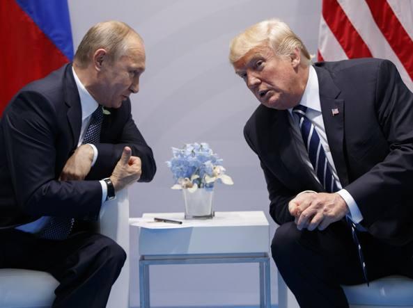 Sventato attacco a San Pietroburgo grazie alla Cia. Putin ringrazia Trump