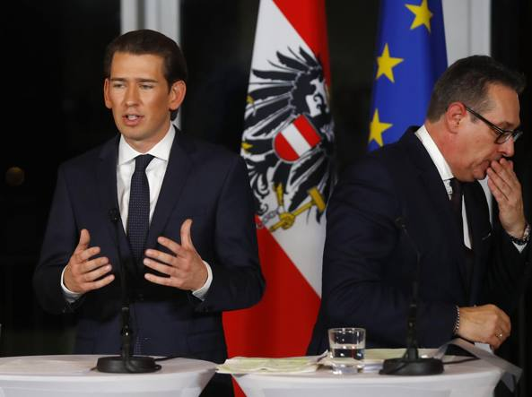 Austria, Governo Kurz propone passaporto per sudtirolesi