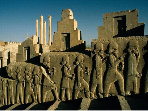 L'antica città di Persepoli