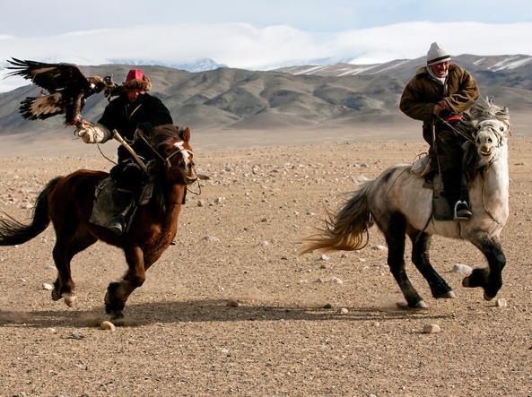 Nomadi kazaki
