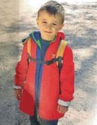 Il piccolo Mario De Luca