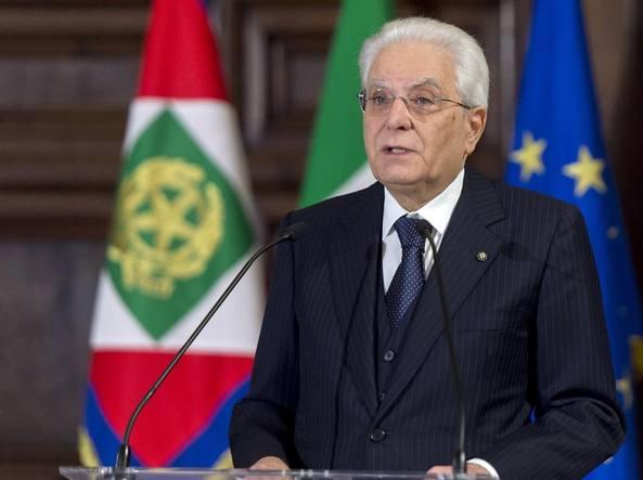 Mattarella: Rosatellum ha regole omogenee, proposte elettorali siano realistiche