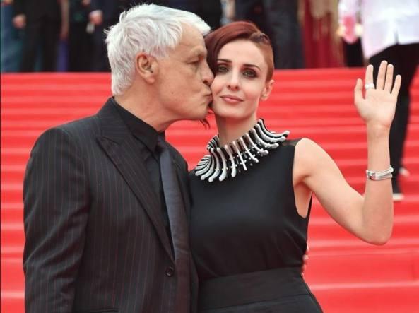 Michele Placido e Federica Vincenti si sono lasciati: troppi anni di differenza